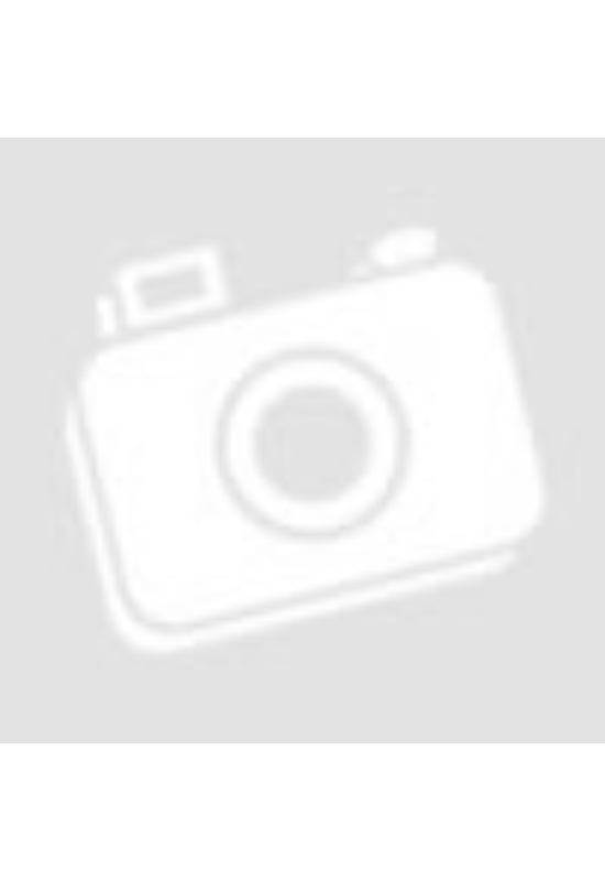 Balkonláda tálcával 80 cm fehér, virágmintás
